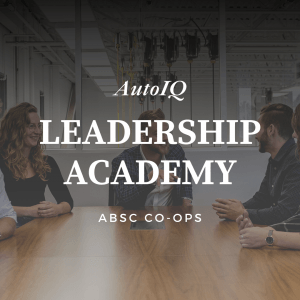 AutoIQ Leadership Academy - ABSC Co-op Portal